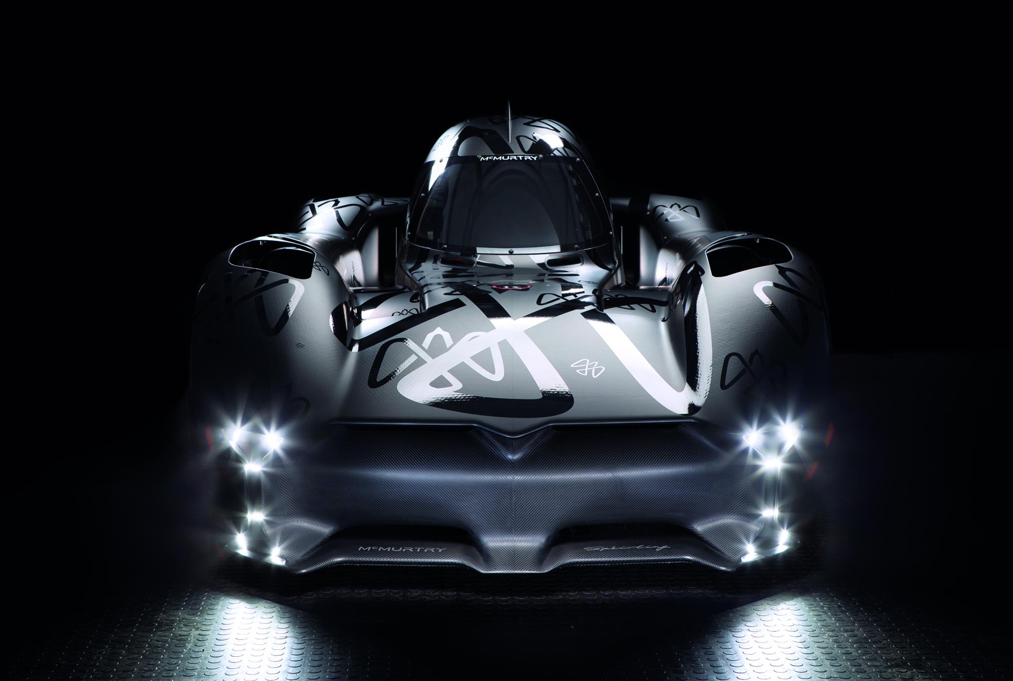 McMurtry Automotive Spéirling electric hypercar