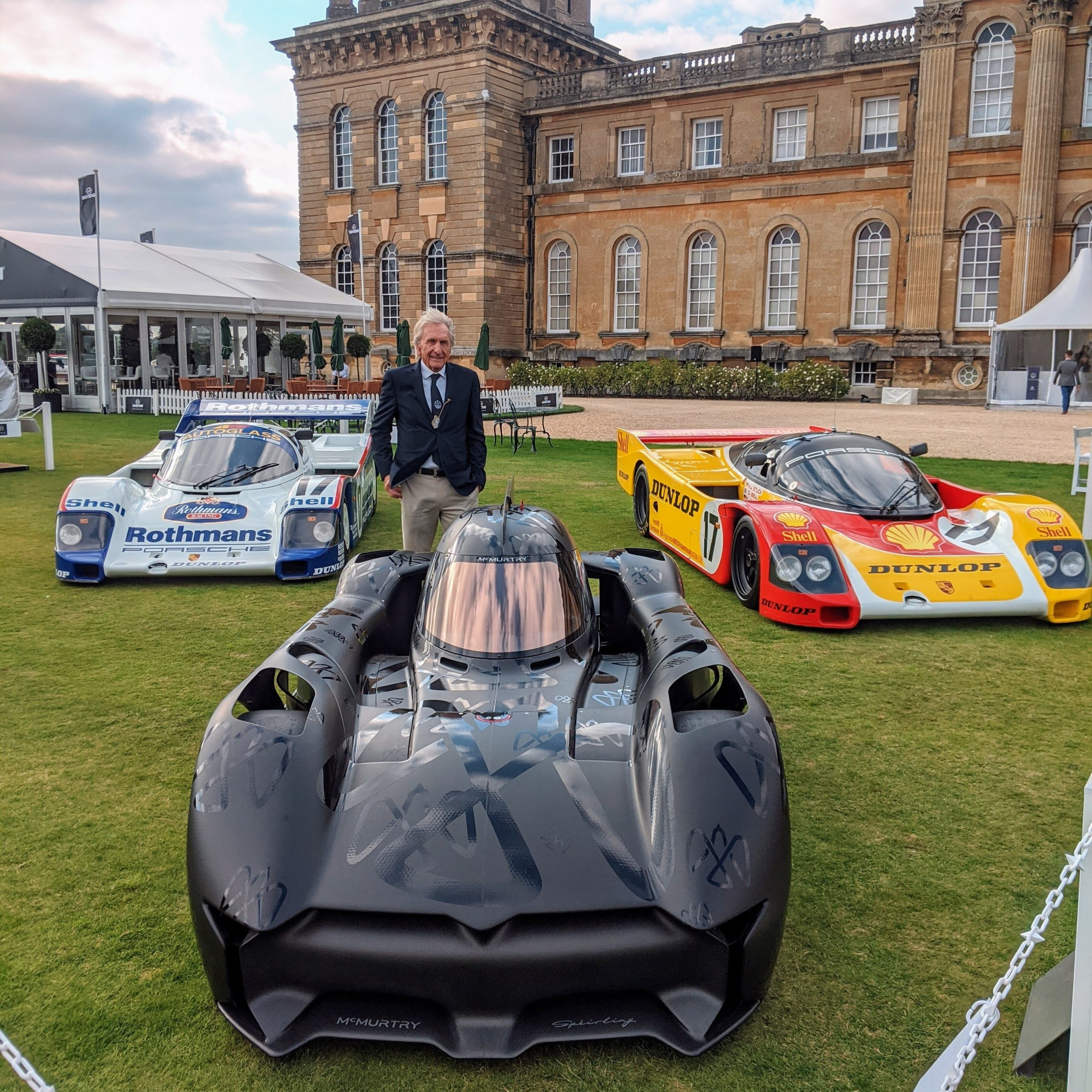 The McMurtry Spéirling in the Derek Bell Collection at Salon Privé